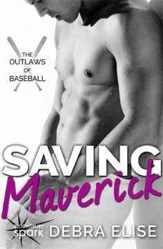 {Review} Saving Maverick by @Debra_Elise #BloomsburySpark