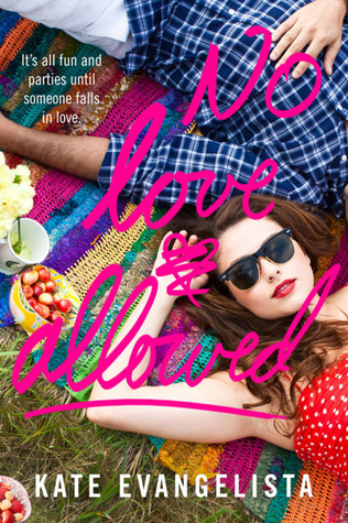 No Love Allowed by Kate Evangelista