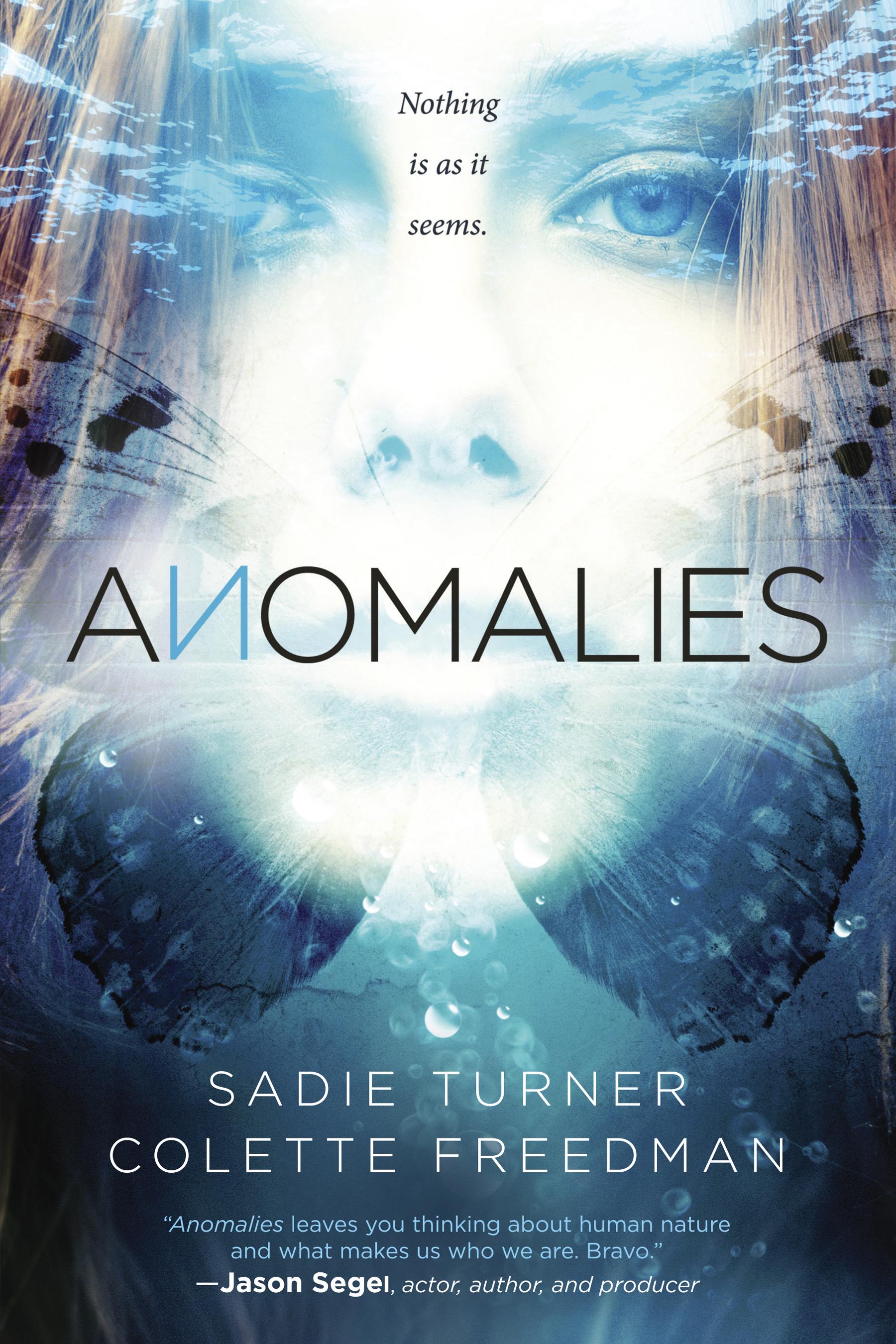 Anomalies by Sadie Turner, Colette Freedman