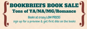 Book Briefs Book Sale is LIVE!!