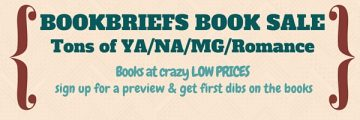 Book Briefs Book Sale is coming up!