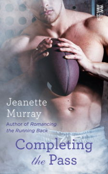 {Review} Completing The Pass by Jeanette Murray @KJMurrayBooks