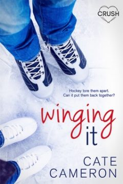 {Release Day Review} Winging It by Cate Cameron @CCameron_Author @EntangledTEEN