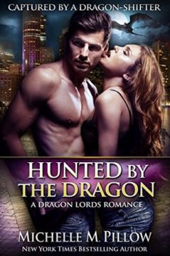 {ARC Review} Hunted by the Dragon by Michelle M. Pillow