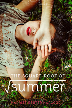 {ARC Review+Interview with Myself} #SquareRootofSummer by Harriet Hapgood @hapgoodness