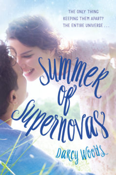 {Review+Giveaway} Summer of Supernovas by Darcy Woods @woodswrite @randomhousekids