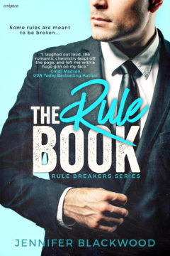 {Review+Giveaway} The Rule Book by Jennifer Blackwood @Jen_Blackwood @EPEmbrace