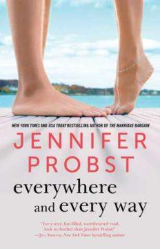 {Review} #EverywhereandEveryWay by @JenniferProbst @GalleryBooks