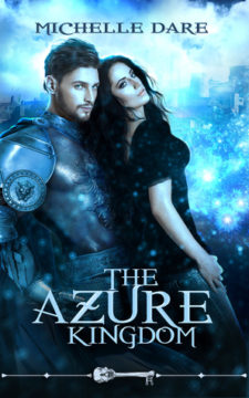 {Review} The Azure Kingdom by @Michelle_Dare