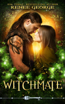 {Review} Witchmate by Renee George @reneegeorge2008