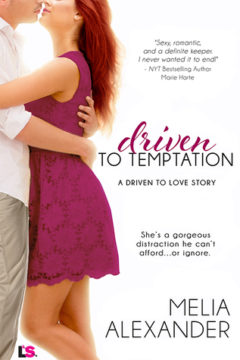 {ARC Review} Driven to Temptation by Melia Alexander