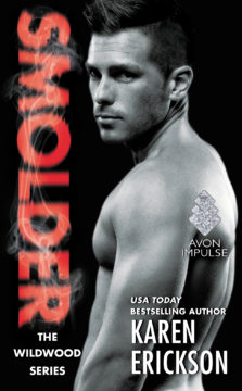 {ARC Review+Giveaway} Smolder by @KarenErickson @AvonImpulse