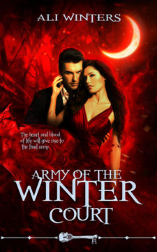 {Review} Army of the Winter Court by @AliWinters_