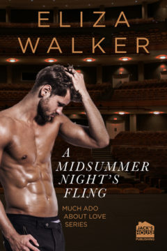 {Review} A Midsummer Night's Fling by Eliza Walker @AuthorEliza