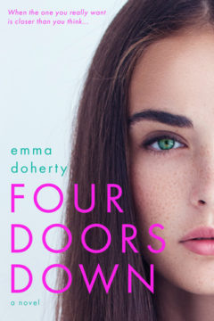 {Review} Four Doors Down by Emma Doherty @Em_Doh