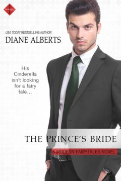 {Review+Giveaway} The Prince's Bride by @DianeAlberts @entangledpub