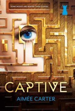 {Review} Captive by @Aimee_Carter @HarlequinTEEN