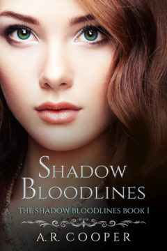 {Review} Shadow Bloodlines by A. R. Cooper @AndreaRCooper