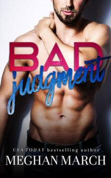 {Review} Bad Judgment by @Meghan_March