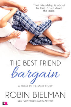 {Review+Giveaway} The Best Friend Bargain by @RobinBielman @entangledpub