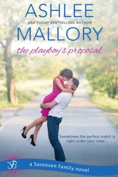 {Review+Giveaway} The Playboy's Proposal by @AshleeMallory @entangledpub @RomanceIsBliss