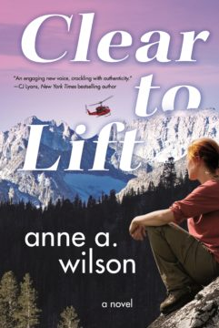 {Interview+Giveaway} Clear to Lift by @Anne_A_Wilson @torbooks