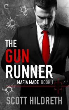 {ARC Review+Interview+Giveaway} The Gun Runner by @ScottDHildreth @CarinaPress