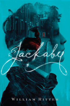 {Review+Giveaway} Jackaby by William Ritter @AlgonquinYR @Willothewords @RFJackaby