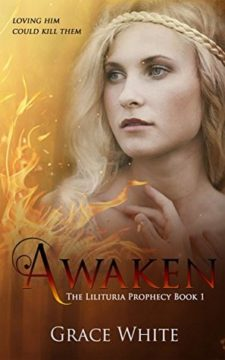 {Review+Excerpt+Giveaway} Awaken by Grace White