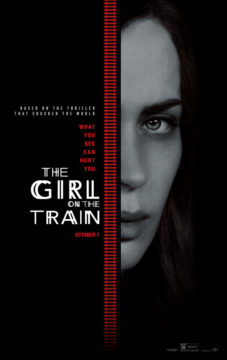 {Giveaway} #TheGirlOnTheTrain Movie Trailer!