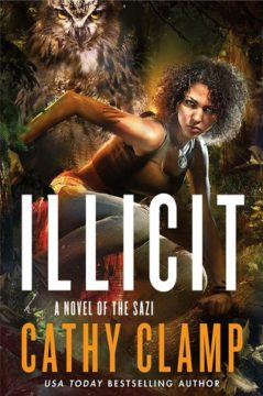{Excerpt+Giveaway} Illicit by @CathyClamp @TorBooks