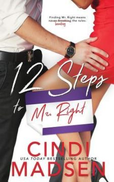 {Review+Giveaway} 12 Steps to Mr. Right by @CindiMadsen @EntangledPub
