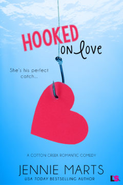 {Review} Hooked on Love by @JennieMarts @LovestruckEP