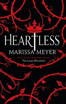 {Review} Heartless by @Marissa_Meyer @FierceReads