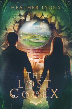 {Review}The Lost Codex by Heather Lyons @hymheather @InkSlingerPR