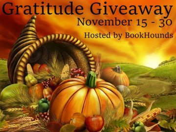 {Giveaway} GRATITUDE #GIVEAWAY HOP