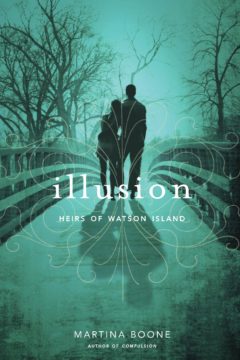 {Review+Giveaway} Illusion by @MartinaABoone @simonteen @rivetedlit