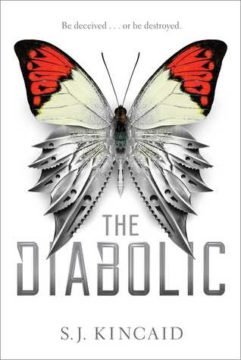 {Review+Giveaway} The Diabolic by S.J. Kincaid @SJKincaidBooks @simonteen @RivetedLit