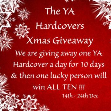 {Giveaway} YA Hardcovers of #XMAS #Giveaway!
