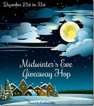 {Giveaway} MIDWINTER'S EVE GIVEAWAY HOP!