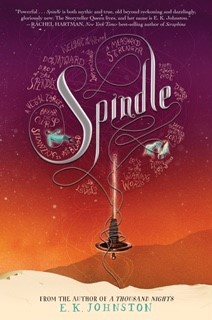 {Free Story+Giveaway} Spindle by @EK_Johnston #ReadSpindle @DisneyHyperion