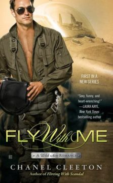 {Review} Fly With Me by @ChanelCleeton @BerkleyRomance