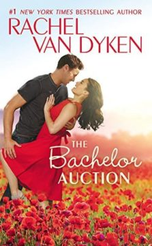 {Release Day Review+Giveaway} THE BACHELOR AUCTION by Rachel Van Dyken