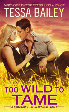 {Review+Giveaway} TOO WILD TO TAME by Tessa Bailey @mstessabailey @ForeverRomance