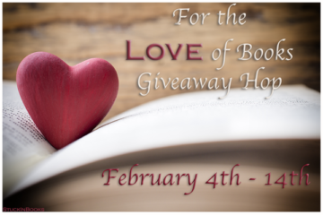 {Giveaway} For the Love of Books Giveaway Hop!