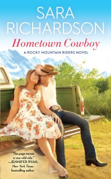 {Release Day Review+Giveaway} Hometown Cowboy by Sara Richardson