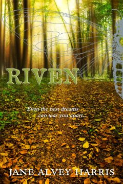 {Author Interview} Riven by Jane Alvey Harris