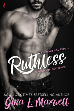 {Review+Giveaway} Ruthless by Gina Maxwell