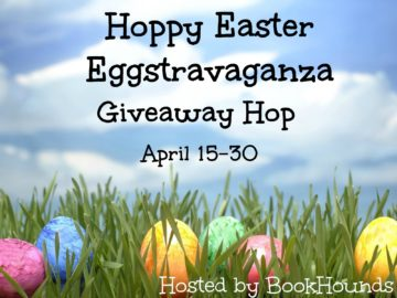 {Giveaway} Hoppy Easter Eggstravaganza Giveaway Hop!