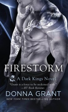 {Review+Giveaway} Firestorm by @Donna_Grant